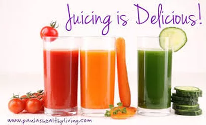 4 Reasons I Drink Fresh Juice Every Day