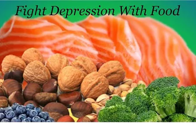 Fight Depression with Food