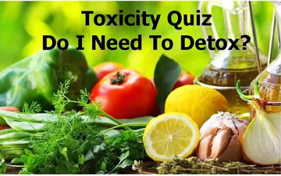 Toxicity Quiz – Do I Need To Detox?